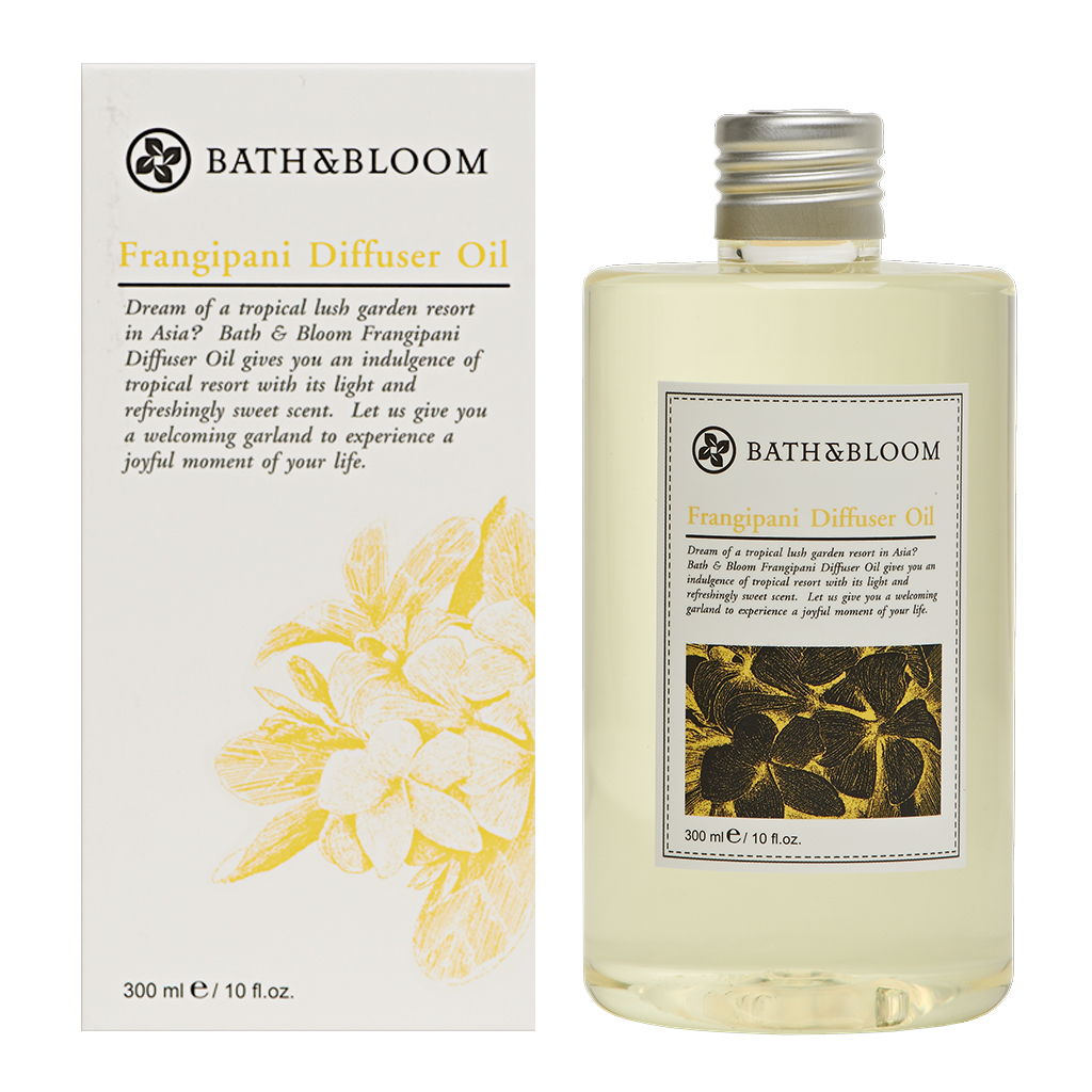 Frangipani diffuser oil – Bath & Bloom