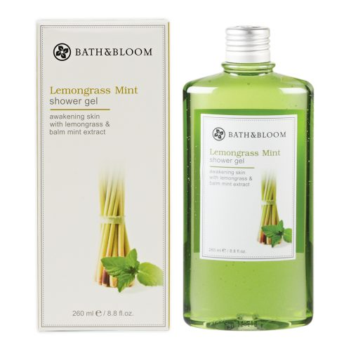 LEMONGRASS MINT SHOWER GEL