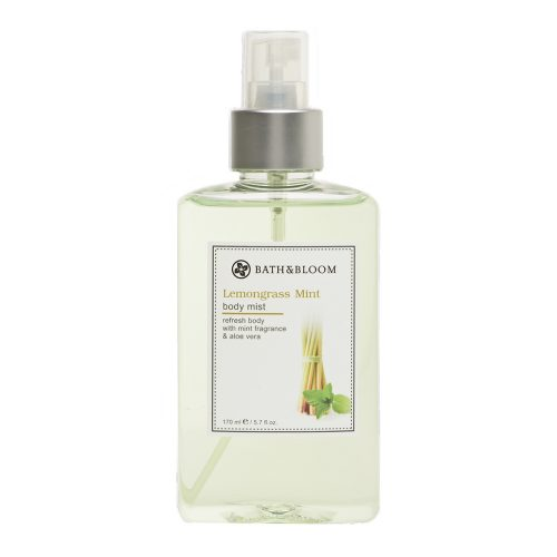 LEMONGRASS MINT BODY MIST