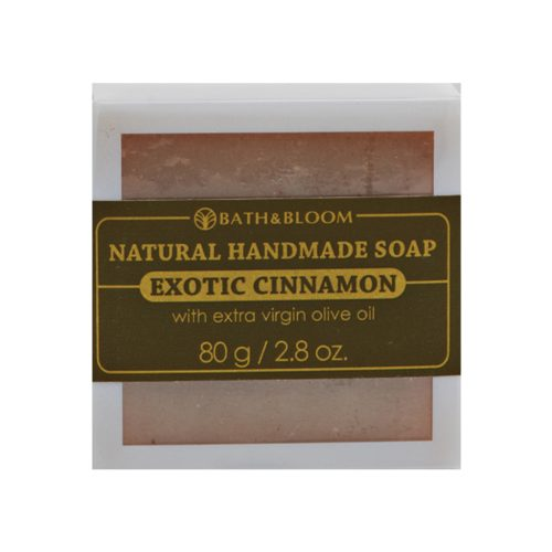 EXOTIC CINNAMON SOAP