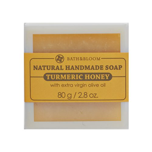 TURMERIC HONEY SOAP