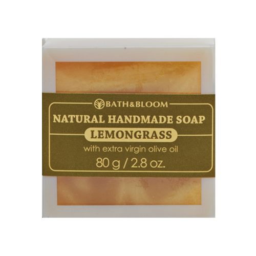 LEMONGRASS SOAP 80G