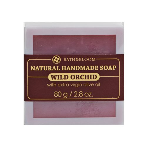 WILD ORCHID SOAP 80G