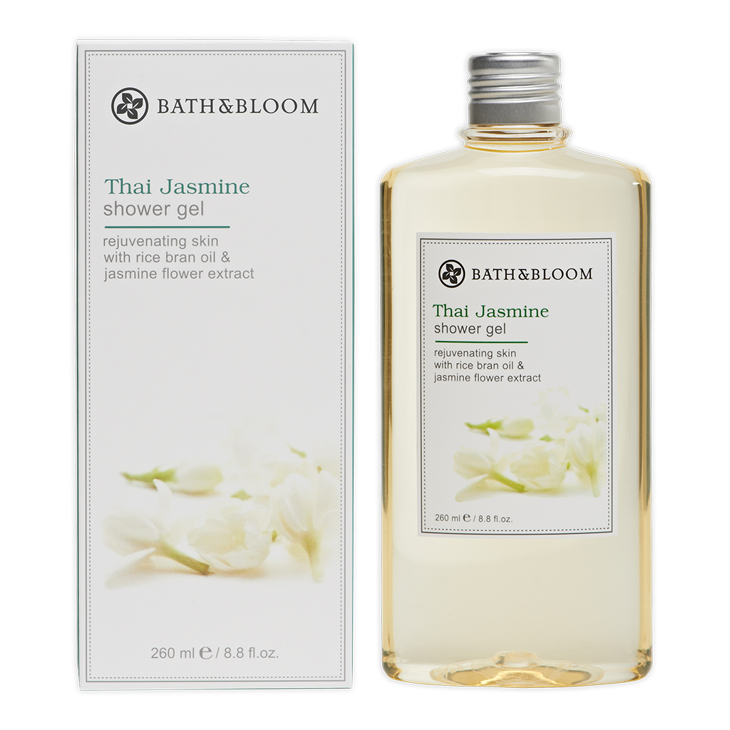 Thai jasmine shower gel bath bloom thai jasmine shower gel izmirmasajfo
